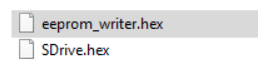 Hex Files